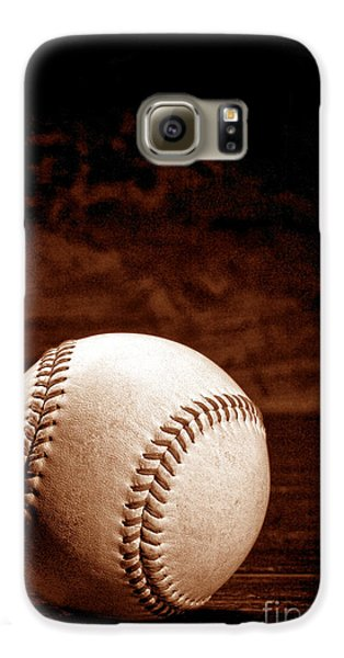 Favorite Pastime  Galaxy S6 Case by Olivier Le Queinec