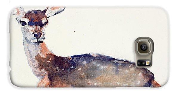 Fawn Galaxy S6 Case by Mark Adlington