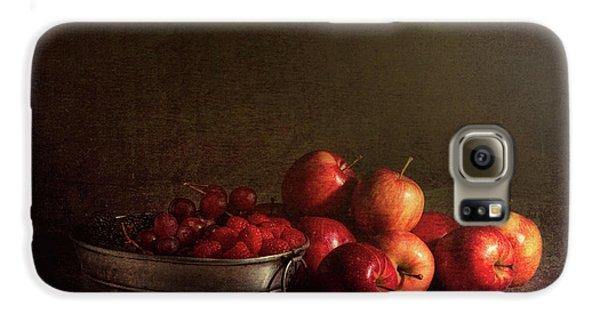 Feast Of Fruits Galaxy S6 Case by Tom Mc Nemar