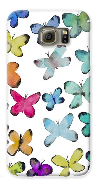 For A Friend Galaxy S6 Case by Roleen  Senic