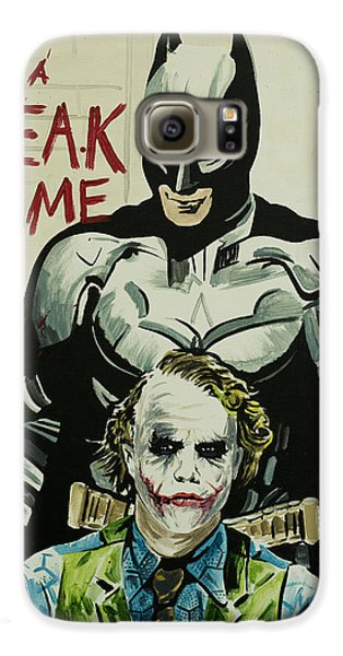 Freak Like Me Galaxy S6 Case by James Holko