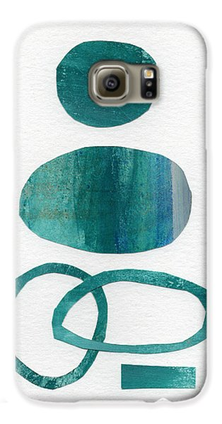 Fresh Water Galaxy S6 Case by Linda Woods