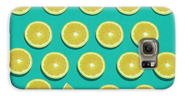 Fruit  Galaxy S6 Case by Mark Ashkenazi