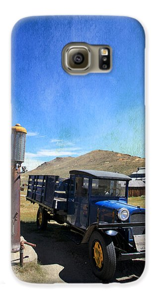 Fuelin' Up Galaxy S6 Case by Laurie Search
