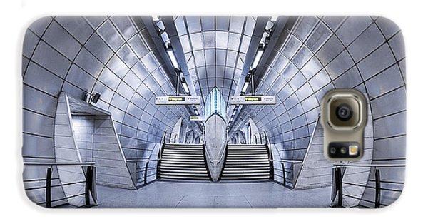 Futurism Galaxy S6 Case by Evelina Kremsdorf