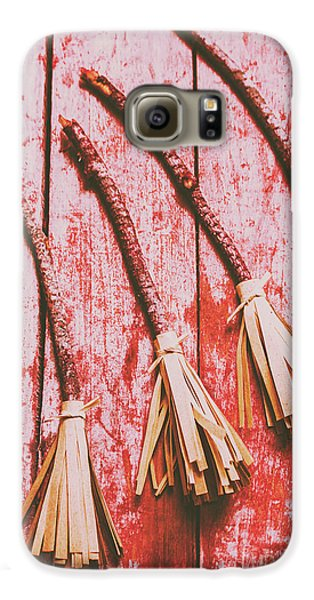 Gathering Of Evil Witches Still Life Galaxy S6 Case by Jorgo Photography - Wall Art Gallery