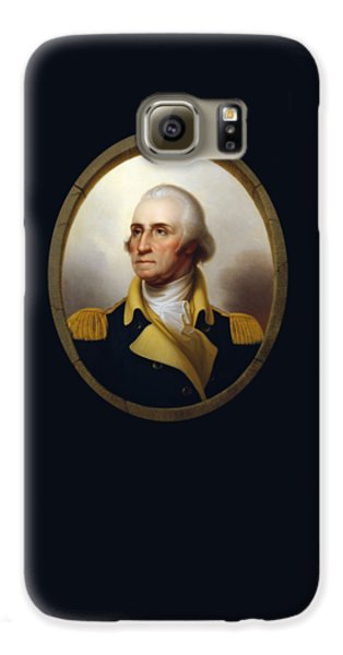 General Washington Galaxy S6 Case by War Is Hell Store