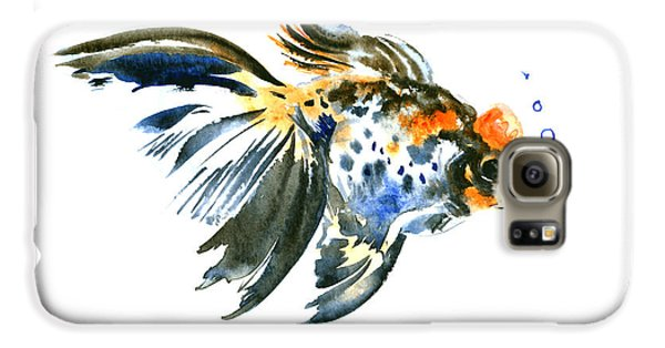 Goldfish Galaxy S6 Case by Suren Nersisyan