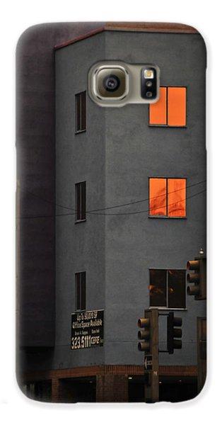 Go Galaxy S6 Case by Skip Hunt