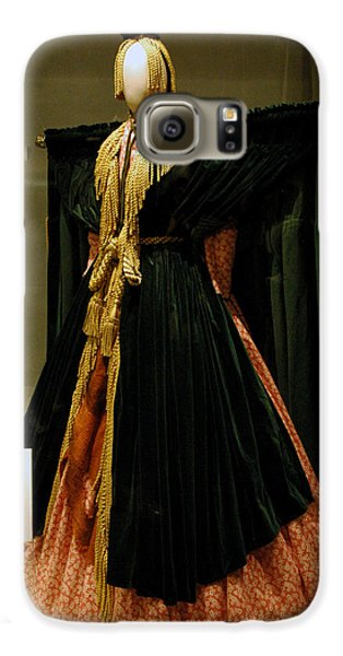 Gone With The Wind - Carol Burnett Galaxy S6 Case by LeeAnn McLaneGoetz McLaneGoetzStudioLLCcom