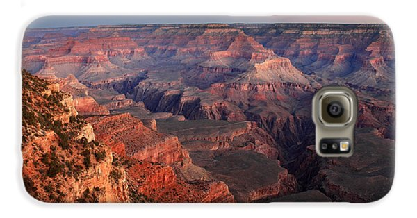 Grand Canyon Sunrise Galaxy S6 Case by Pierre Leclerc Photography