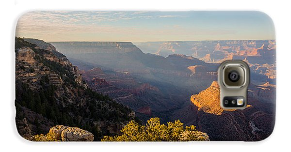 Grandview Sunset - Grand Canyon National Park - Arizona Galaxy S6 Case by Brian Harig