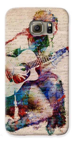 Gypsy Serenade Galaxy S6 Case by Nikki Smith