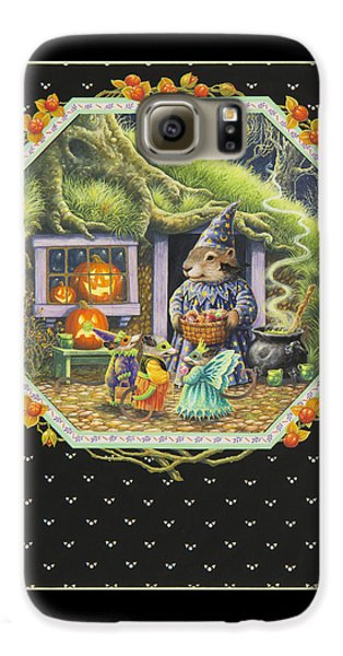 Halloween Treats Galaxy S6 Case by Lynn Bywaters
