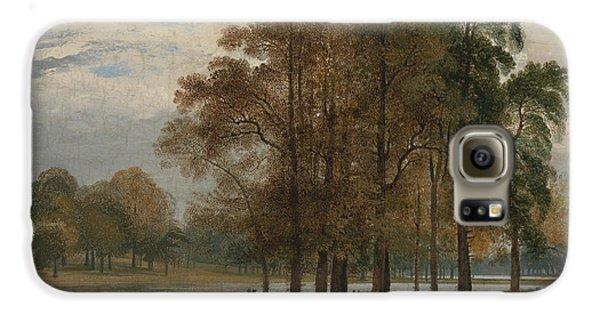 Hyde Park Galaxy S6 Case by John Martin