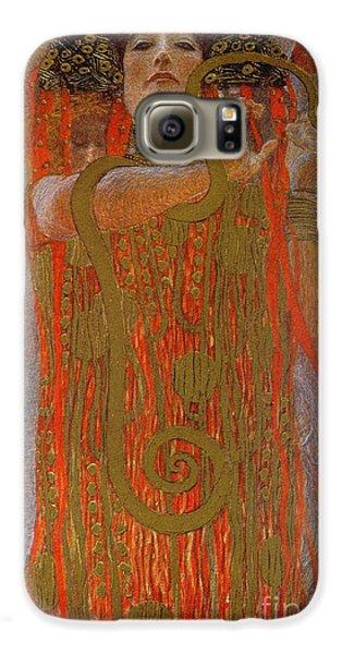 Hygieia Galaxy S6 Case by Gustav Klimt