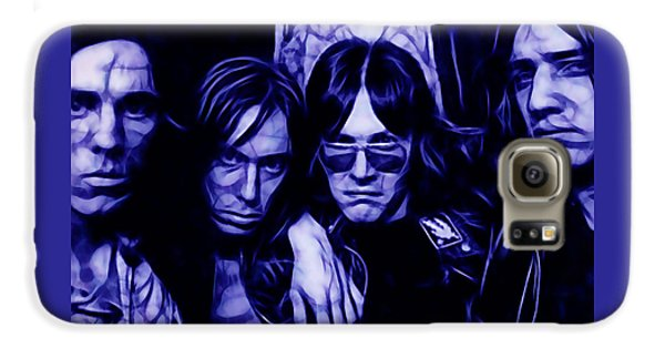 Iggy And The Stooges Collection Galaxy S6 Case by Marvin Blaine