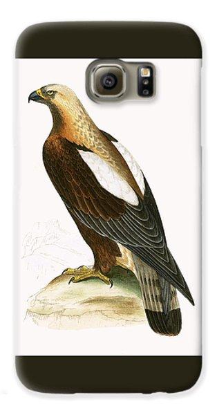 Imperial Eagle Galaxy S6 Case by English School
