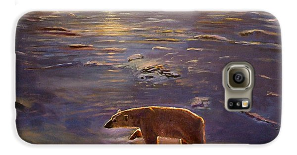 In The Wilderness Galaxy S6 Case by Kevin Parrish
