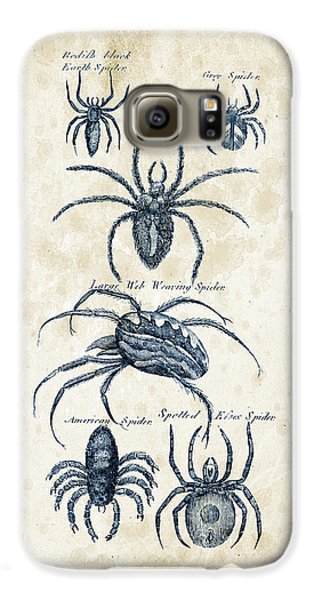 Insects - 1792 - 18 Galaxy S6 Case by Aged Pixel