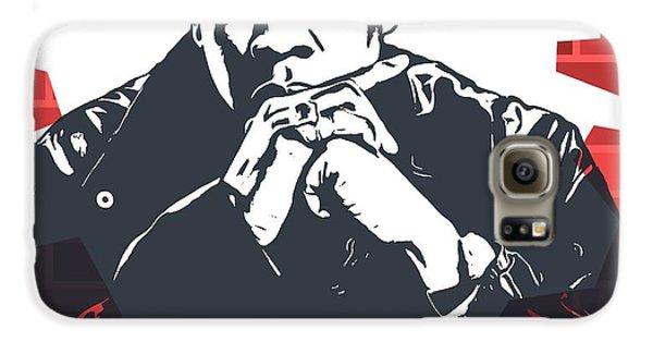 Jay Z Graffiti Tribute Galaxy S6 Case by Dan Sproul
