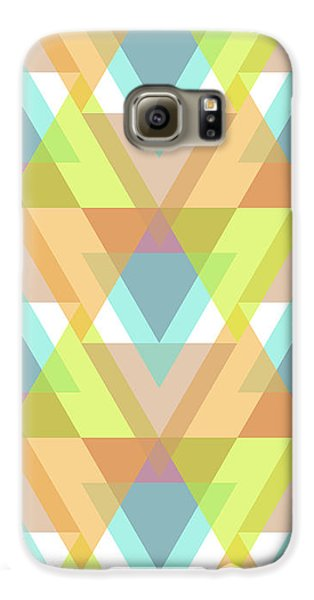 Jeweled Galaxy S6 Case by SharaLee Art