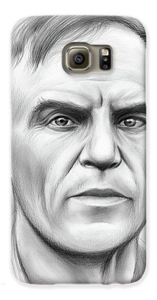 John Heisman Galaxy S6 Case by Greg Joens