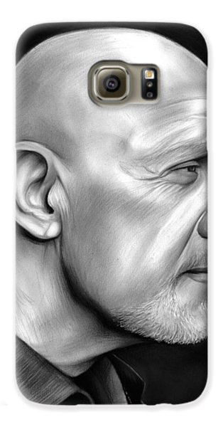 Jonathan Banks Galaxy S6 Case by Greg Joens