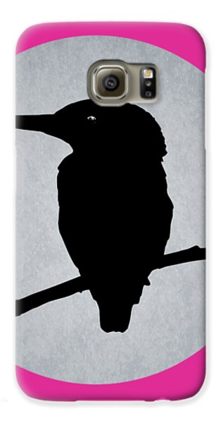 Kingfisher Galaxy S6 Case by Mark Rogan
