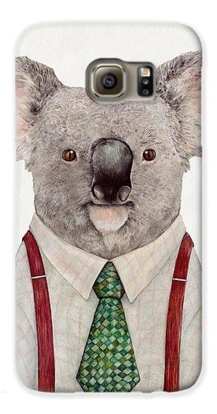 Koala Galaxy S6 Case by Animal Crew