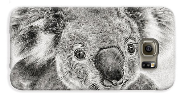 Koala Newport Bridge Gloria Galaxy S6 Case by Remrov