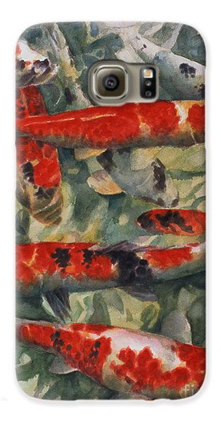 Koi Karp Galaxy S6 Case by Gareth Lloyd Ball