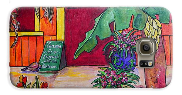 La Cantina Galaxy S6 Case by Patti Schermerhorn