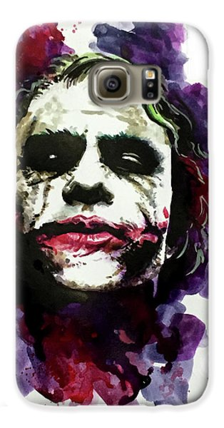 Ledgerjoker Galaxy S6 Case by Ken Meyer jr