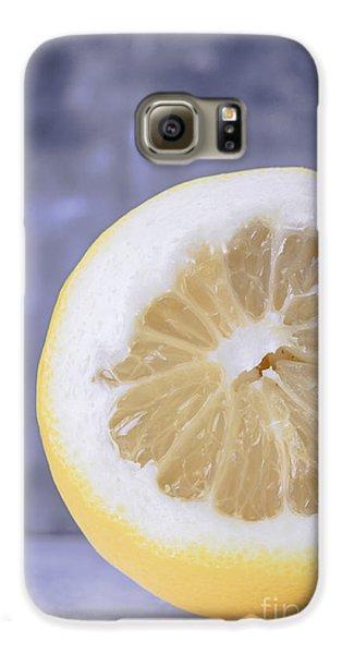 Lemon Half Galaxy S6 Case by Edward Fielding