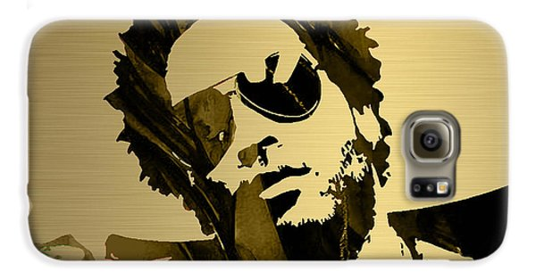 Lenny Kravitz Collection Galaxy S6 Case by Marvin Blaine