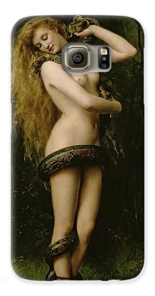 Lilith Galaxy S6 Case by John Collier