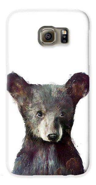 Little Bear Galaxy S6 Case by Amy Hamilton