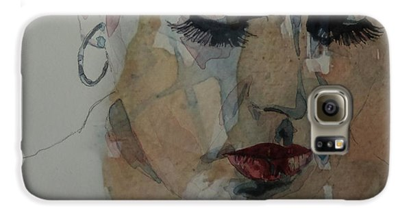 Make You Feel My Love Galaxy S6 Case by Paul Lovering
