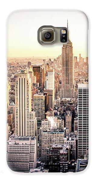 Manhattan Galaxy S6 Case by Michael Weber