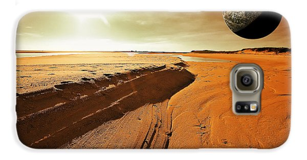 Mars Galaxy S6 Case by Dapixara Art