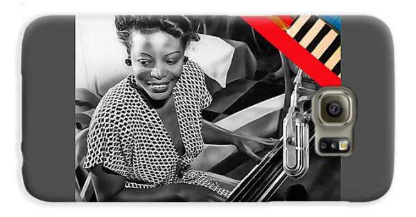 Mary Lou Williams Collection Galaxy S6 Case by Marvin Blaine