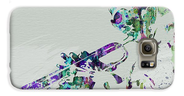 Miles Davis Galaxy S6 Case by Naxart Studio
