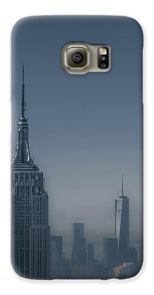 Morning In New York Galaxy S6 Case by Chris Fletcher