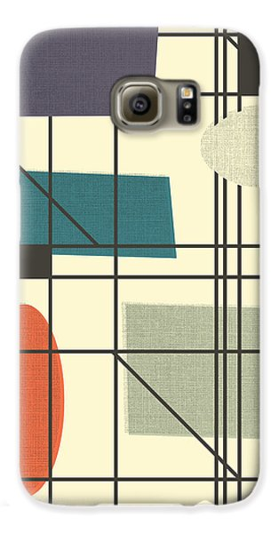 Movement - 3 Galaxy S6 Case by Finlay McNevin