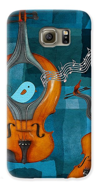 Musiko Galaxy S6 Case by Aimelle