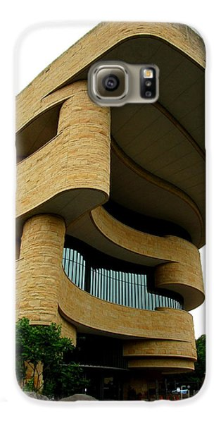 National Museum Of The American Indian 1 Galaxy S6 Case by Randall Weidner