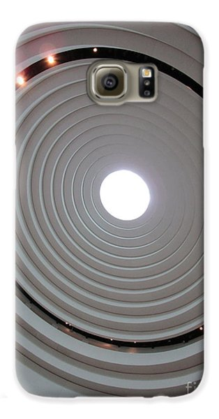 National Museum Of The American Indian 2 Galaxy S6 Case by Randall Weidner