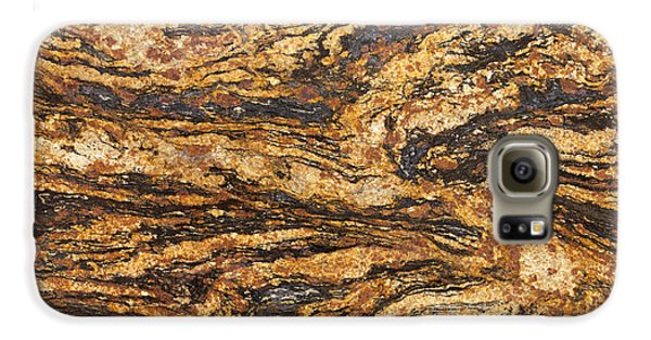 New Magma Granite Galaxy S6 Case by Anthony Totah
