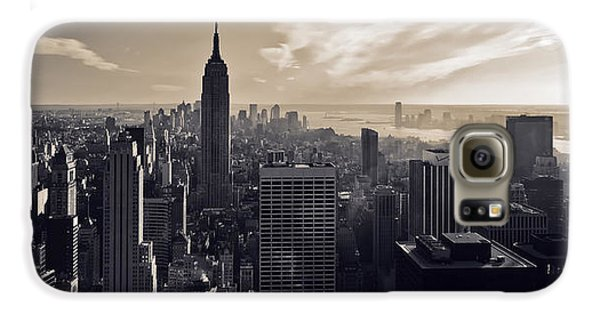 New York Galaxy S6 Case by Dave Bowman